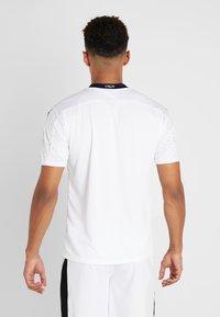 Puma - ITALIEN FIGC AWAY JERSEY - National team wear - white/peacoat - 2