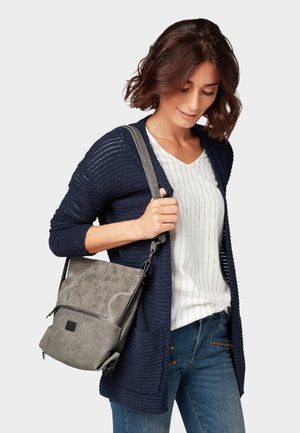 ELIN CROSS BAG - Across body bag - grey