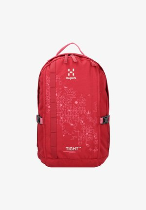 TIGHT JUNIOR 15 - Rucksack - brick red/tulip pink