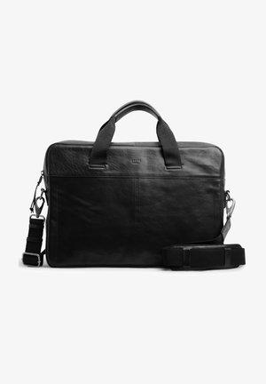 CARTER BRIEF 1 ROOM - Briefcase - black