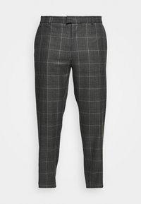 River Island - Suit trousers - grey dark - 4