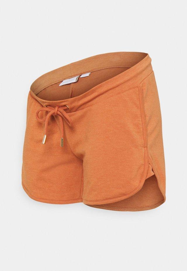 MLGEGGO  - Shorts - sunburn melange