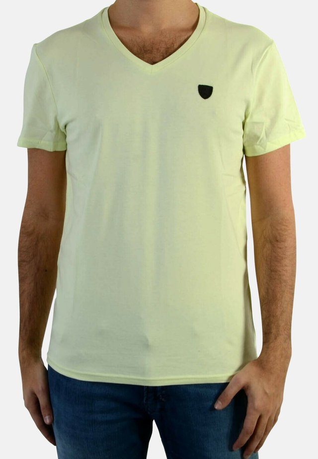 WASABI - T-shirt basique - yellow