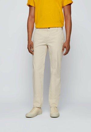 SCHINO - Chinos - light beige