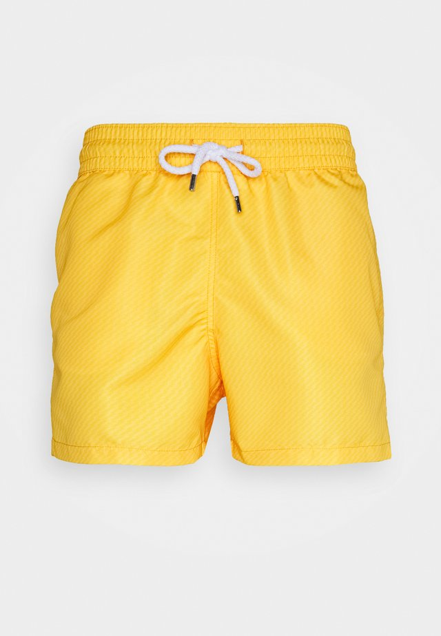SPORT - Swimming shorts - canary