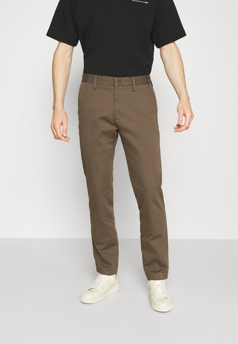 NN07 - THEO  - Trousers - clay