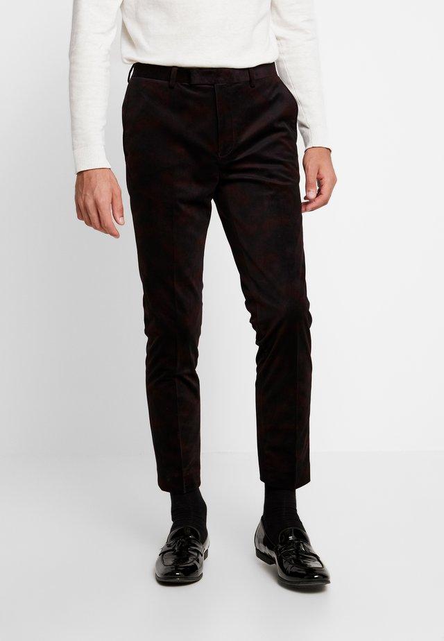 AUSTIN  - Pantalón de traje - black