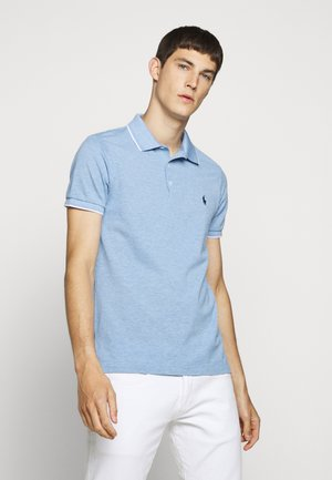 STRETCH - Polo - jamaica heather