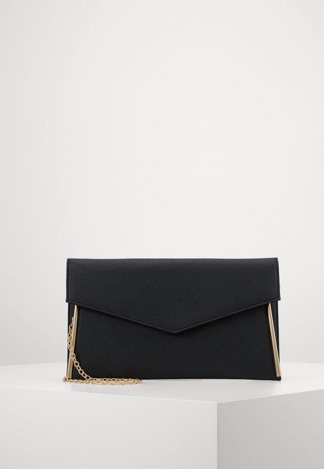 ALANA - Clutch - black/gold-coloured