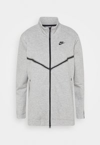 Nike Sportswear - Cardigan - dark grey heather/black - 5