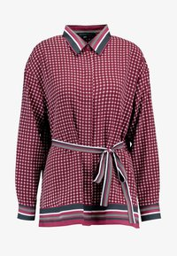 French Connection - AMBRA LIGHT - Button-down blouse - multi - 4