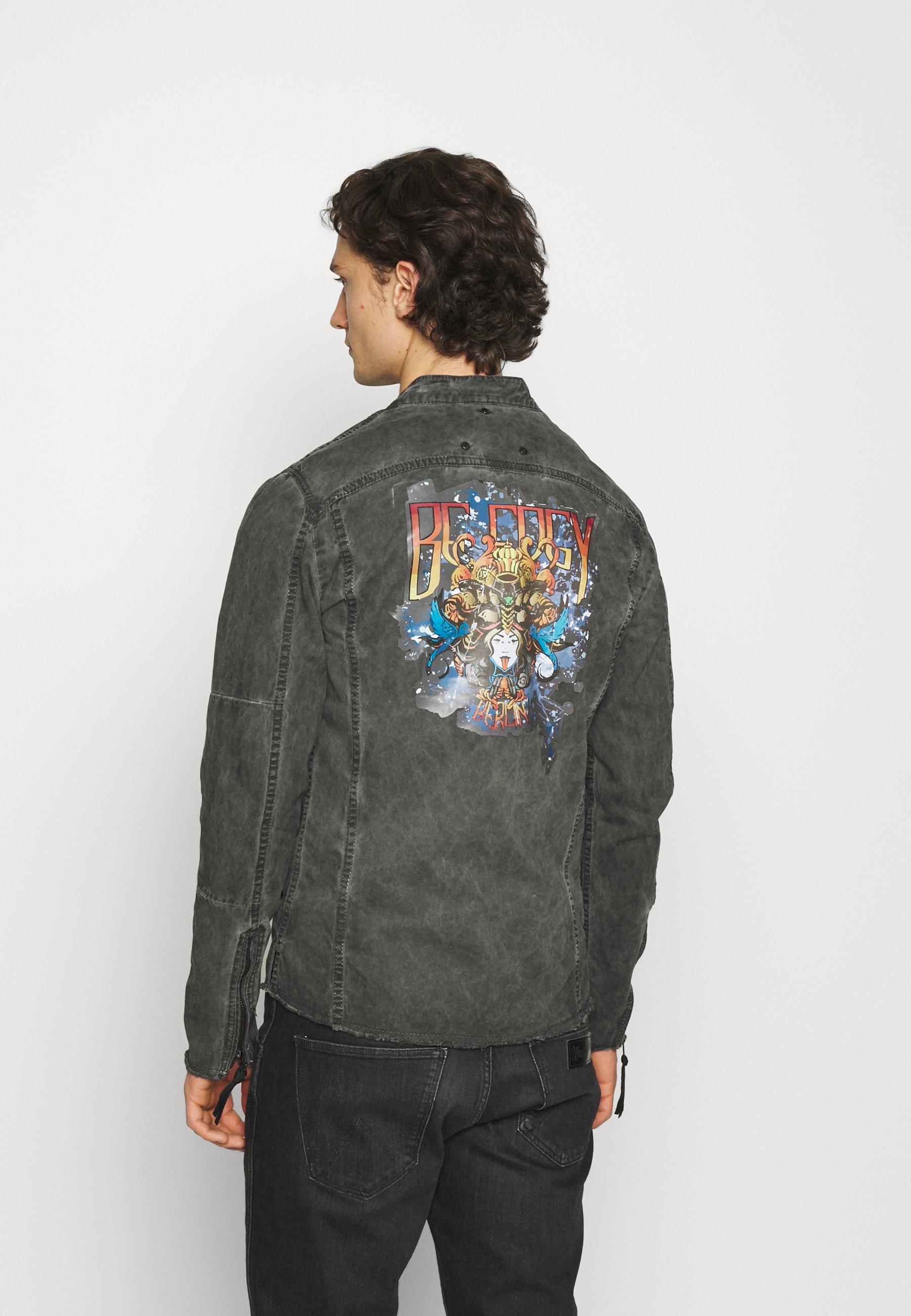 Men JENDRIK - Denim jacket