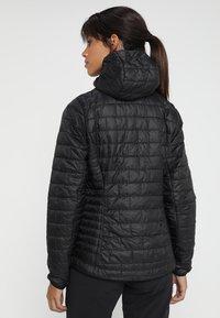 Patagonia - NANO PUFF HOODY - Outdoor jacket - black - 2