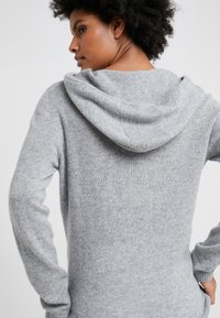 Johnstons of Elgin - CASHMERE - Hoodie - silver - 3