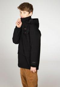 Protest - BRAVE JR  - Snowboard jacket - true black - 4