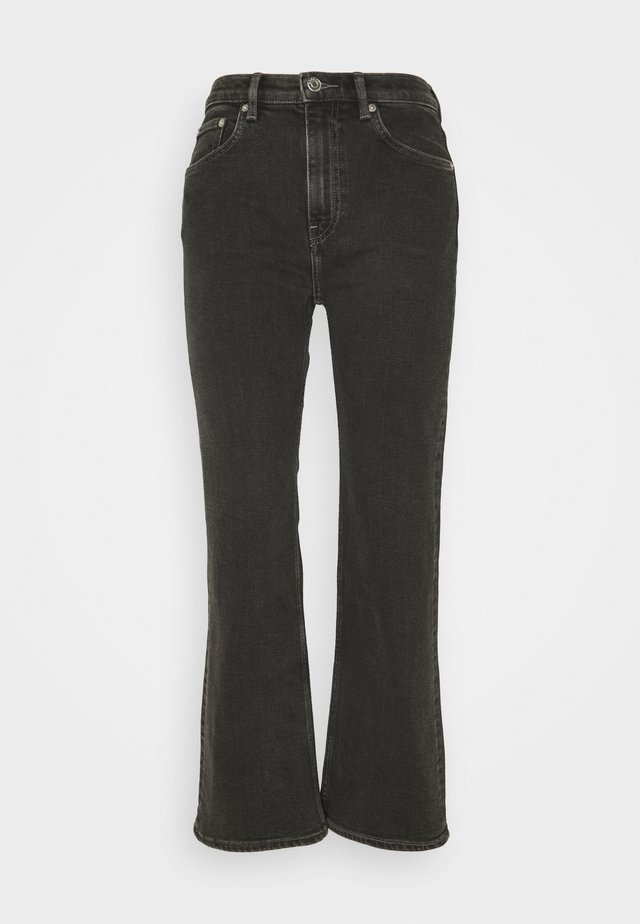 Relaxed fit jeans - black dark