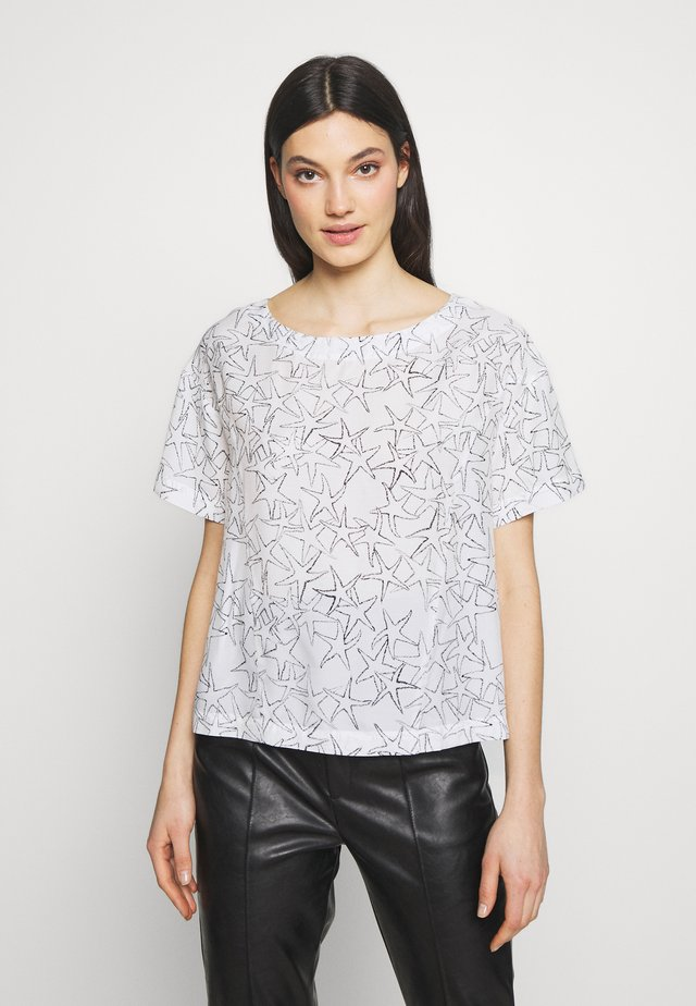 DISPENSA - Bluse - white