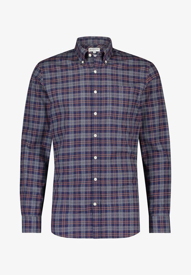 Overhemd - rock grey