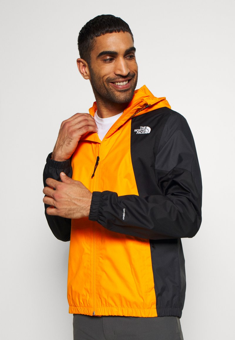 The North Face - MEN'S FARSIDE JACKET - Hardshelljacka - flame orange