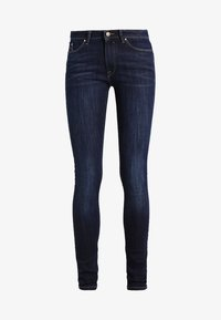 edc by Esprit - Jeans Skinny Fit - blue dark wash - 5