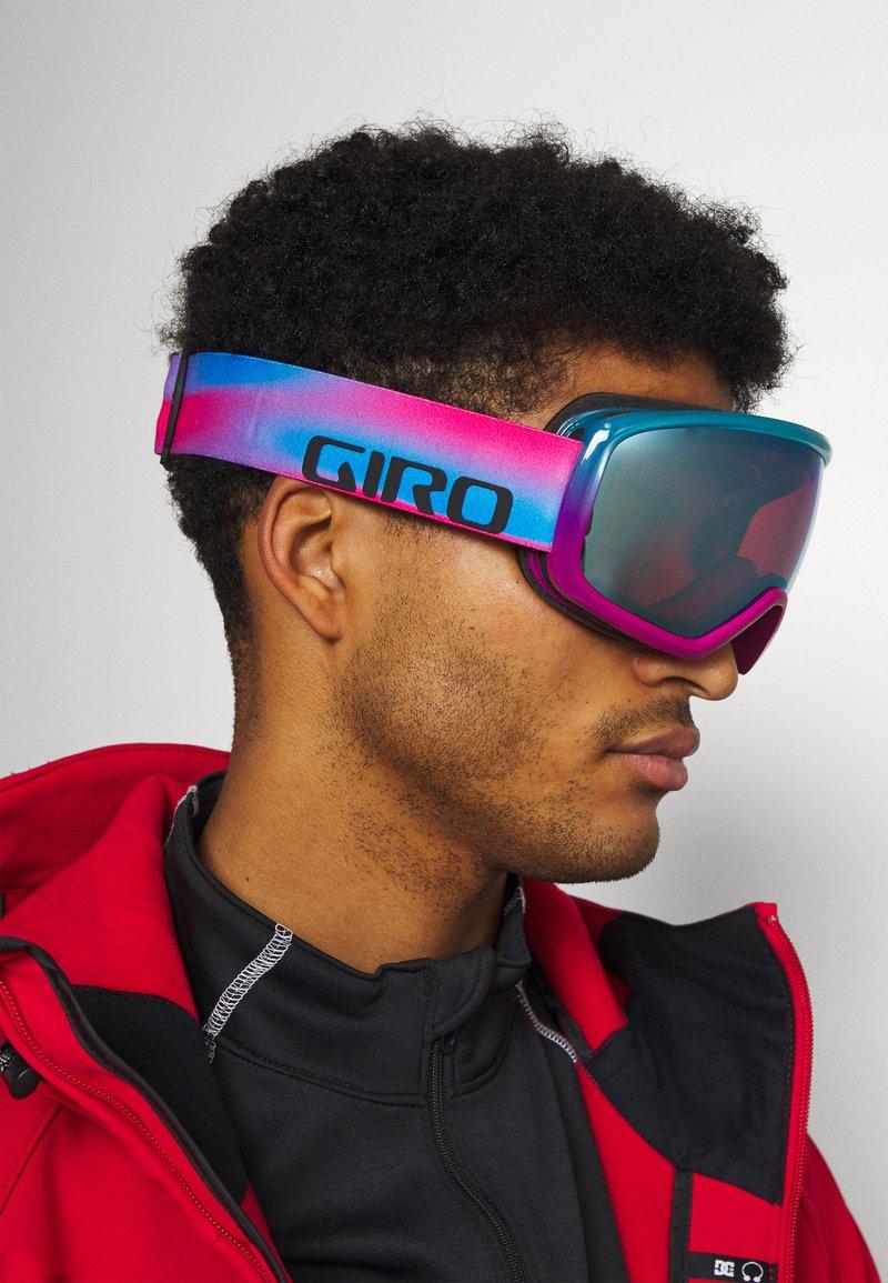 Giro - RINGO - Occhiali da sci - viva la vivid/vivid roy