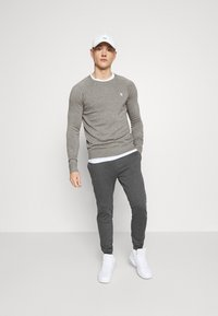 Abercrombie & Fitch - CORE ICON CREW - Jumper - grey - 1