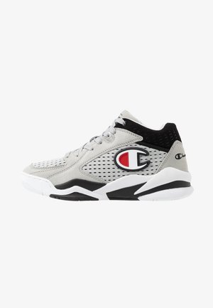 MID CUT SHOE ZONE - Basketball shoes - grey