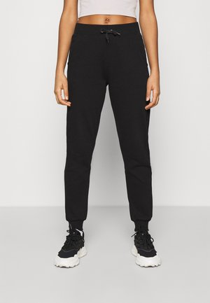SLIM LEG JOGGER - Pantalon de survêtement - black