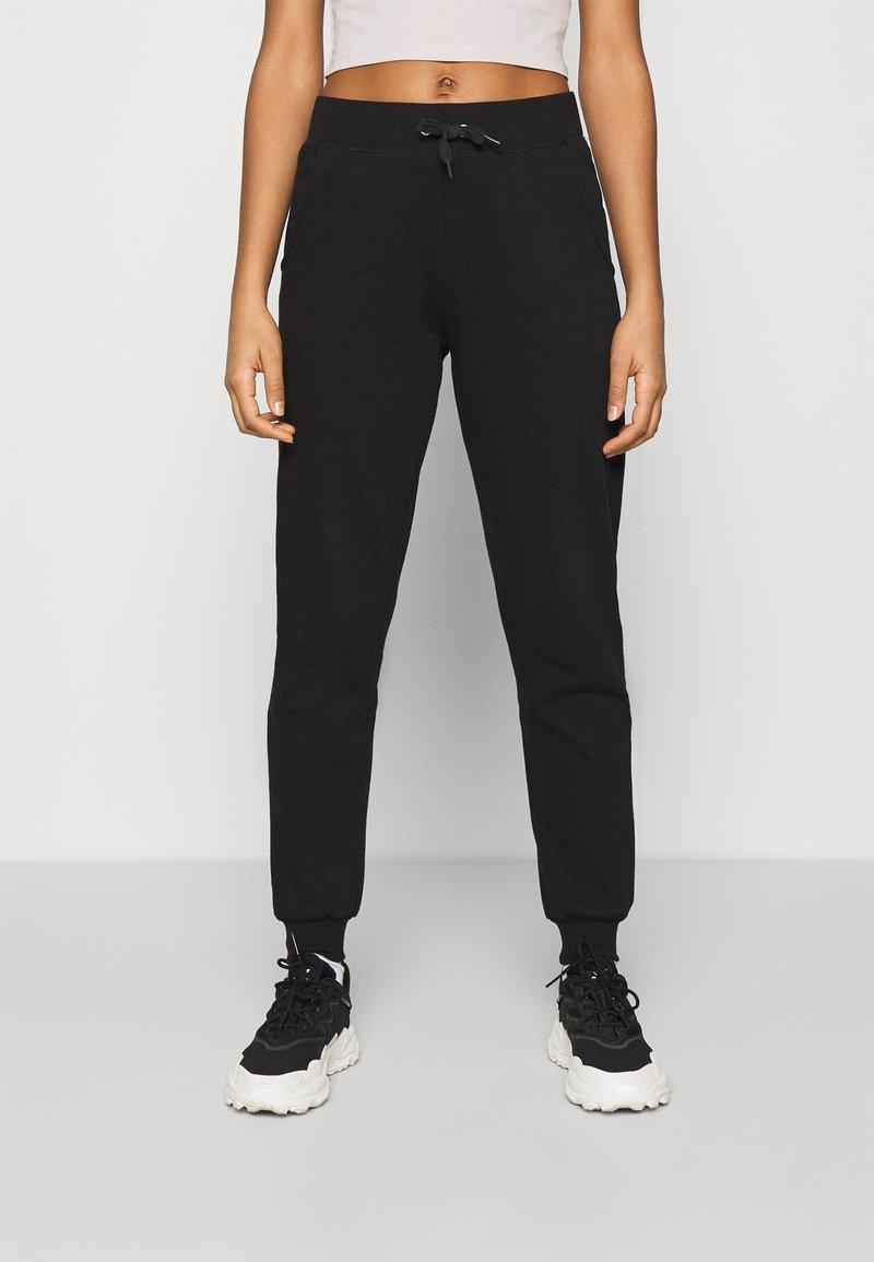New Look - SLIM LEG JOGGER - Pantaloni sportivi - black