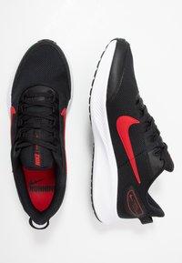 Nike Performance - RUNALLDAY 2 - Neutral running shoes - black/university red/white - 1