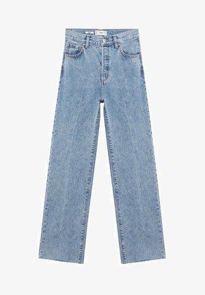 Jean bootcut - medium blue