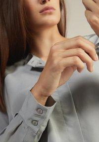 Falconeri - Button-down blouse - grau diamante - 4