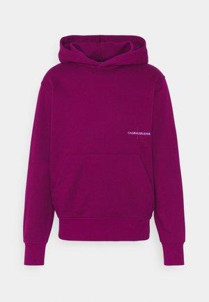 OFF PLACED ICONIC HOODIE - Huppari - purple