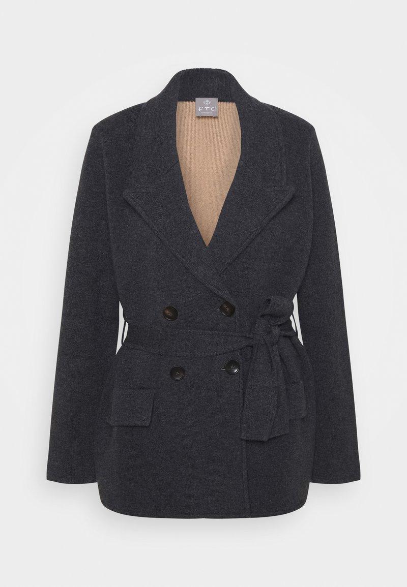 FTC Cashmere - Short coat - black