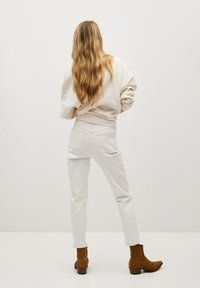 Mango - NEWMOM - Straight leg jeans - gebroken wit - 2
