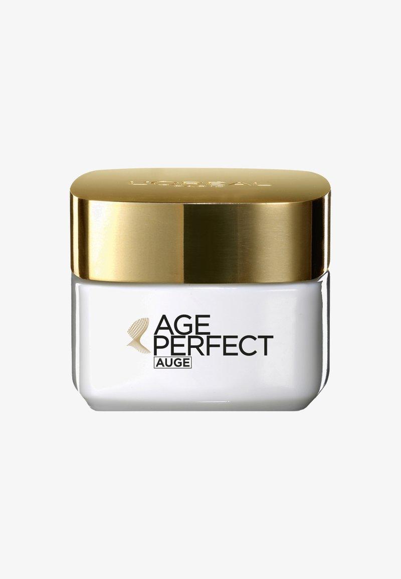 L'Oréal Paris Skin - AGE PERFECT SOY PEPTIDES - Øjenpleje - -