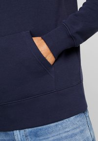 GANT - LOCK UP HOODIE - Sweat à capuche - evening blue