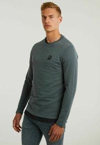 CHASIN' - RYLAN - Long sleeved top - dark blue - 2
