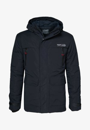 Giacca invernale - black navy