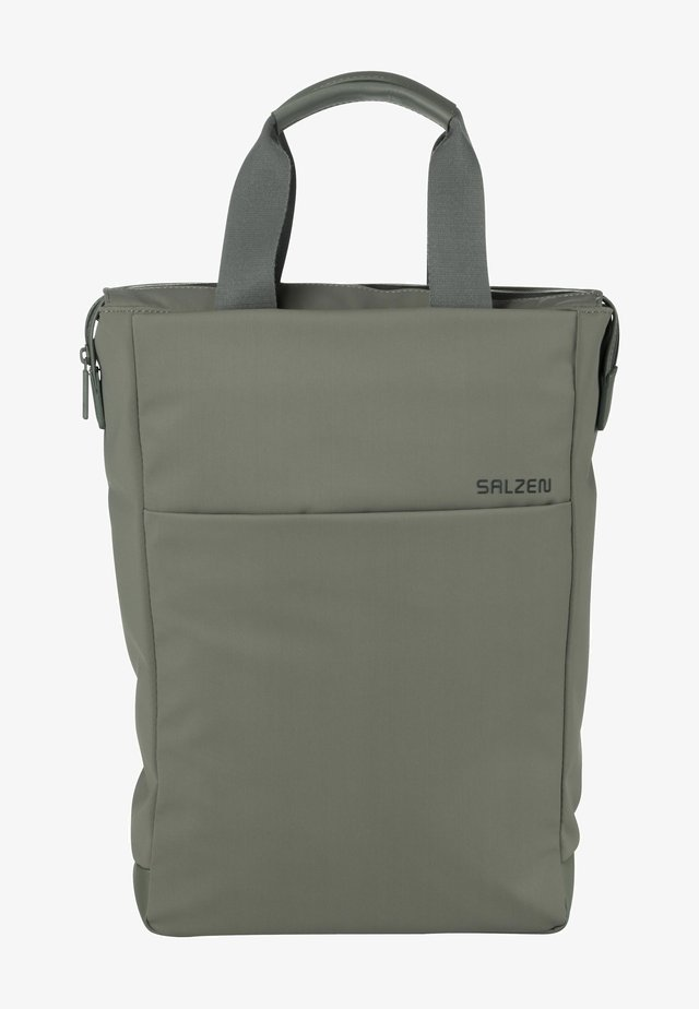 Backpack - olive grey