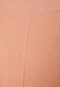 Hollister Co. - EASY TIE FRONT CREW - Jumper - pink - 2