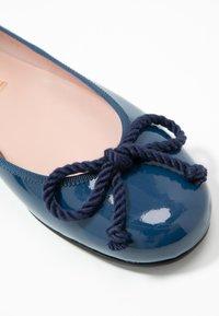 Pretty Ballerinas - SHADE - Baleriny - royal blue - 2