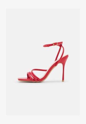 RUPIKA - Sandals - red