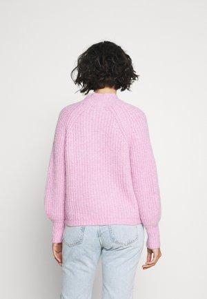 PCTESSI - Pullover - pastel lavender