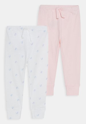 SEAGULL 2 PACK - Trousers - pink