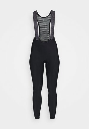 C3 THERMO TRÄNGERHOSE - Legginsy - black