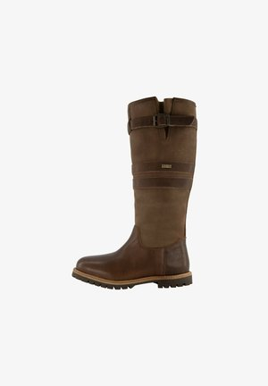 NORWAY - Boots - dark brown