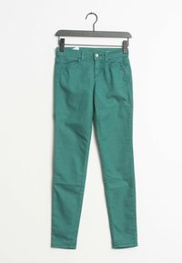 Benetton - Relaxed fit jeans - green - 0