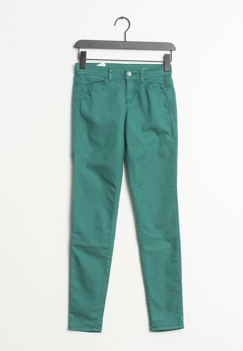 Benetton - Relaxed fit jeans - green