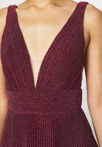 Luxuar Fashion - Occasion wear - weinrot - 5